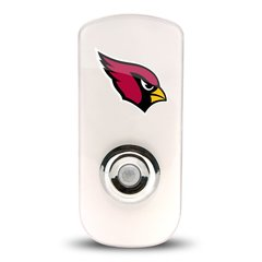 Arizona Cardinals Night Light LED Flash Light Built In Sensored NFL