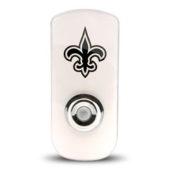 New Orleans Saints Night Light LED Flash Lightw/ Built In Sensor NFL