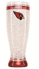 Arizona Cardinals Crystal Freezer Pilsner NFL Licensed