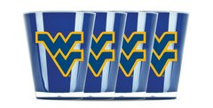 West Virginia Mountaineers Insulated Shot Glass NCAA
