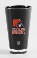 Cleveland Browns Acrylic Tumbler Cup 20oz. Round Insulated/Shatterproof NFL Licensed FREE SHIPPING