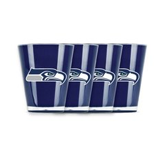 Seattle Seahawks Insulated Shot Glass NFL