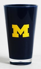 Michigan Wolverines Insulated Round Tumbler Cup NCAA