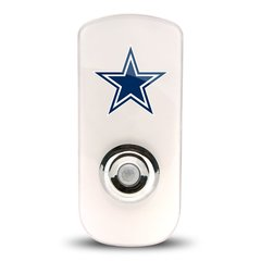 Dallas Cowboys Night Light LED Flash Lightw/ Built In Sensor NFL