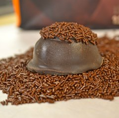 Dark Chocolate Classic Truffle