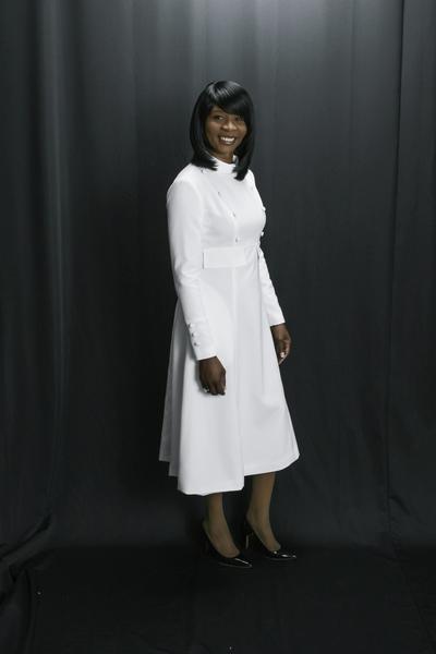 Basic White Dresses/Off-White Dress - Modern Priest- Clergy ...