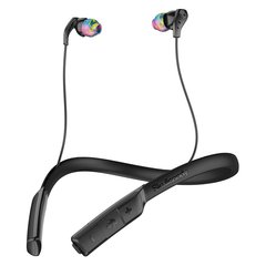Skullcandy S2CDW-J523 Method Wireless Bluetooth Headset With Mic (Swirl Black)