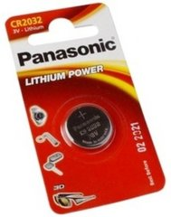 Panasonic CR2032 3V Coin Shape Lithium Battery