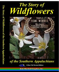 A DVD - The Story of Wildflowers of the Southern Appalachians