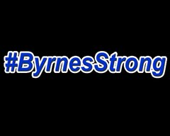 Byrnes Strong Decal