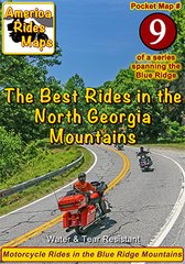 #9 The Best Rides in the North Georgia Mountains
