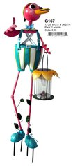 "G167 4"" x 9.5""x 37""H BOY SOLAR LIGHT"