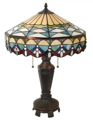 "26""H x 20""W Tiffany Style Table Lamp"
