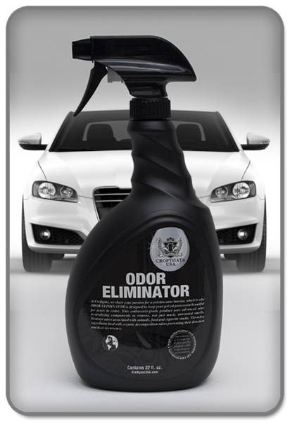 odor eliminator waterless eco friendly car care products. Black Bedroom Furniture Sets. Home Design Ideas