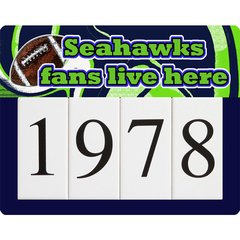 Seahawks Address Board Small