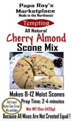Papa Ray's Cherry Almond Scone Mix