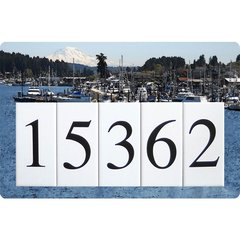 Boat Address Board Large