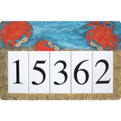 Crab Address Board Large