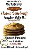 Papa Ray's Classic Sourdough Pancake and Waffle Mix