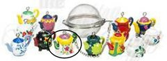 DECORATIVE TEA INFUSER