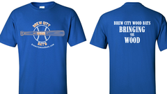 Brew City Wood Bat Company Shirts