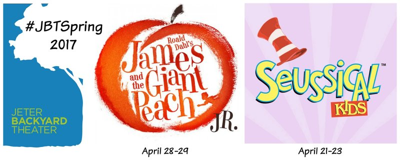 JBT Upcoming Productions | Jeter Backyard Theater Store