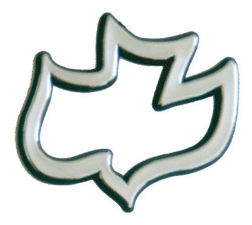 Auto Emblem Dove Gold The Moving Messages