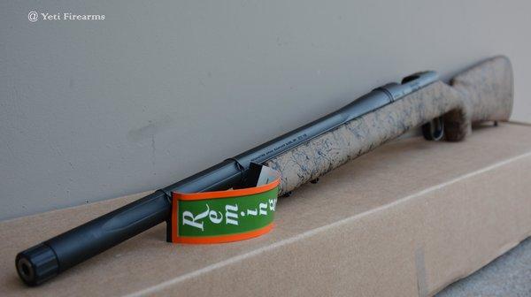 Remington 700 5r Gen 2 308 20 Quot Tb 85196 Black Yeti Firearms