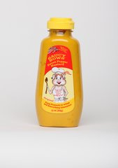 Saucy Sows Sweet Pepper Mustard - Original 12 oz