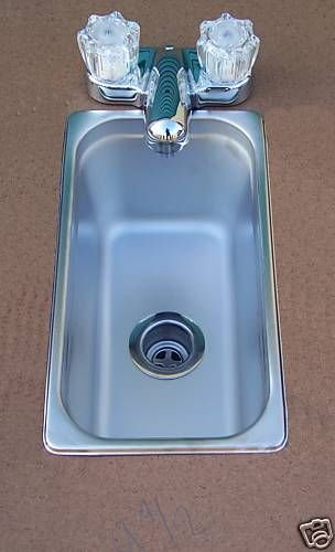 Small Hand Sink : Small Drop In HAND WASHING SINK Biz On Wheels online equipment store
