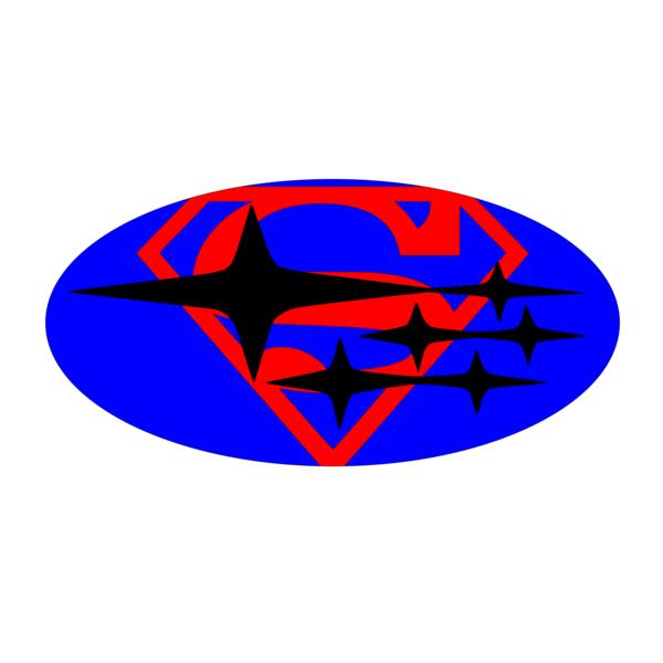 Superman Overlay Set Pro Stickers