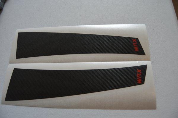 2015 Wrx Sti Fender Inserts Pro Stickers