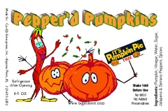 Pepper'd Pumpkins