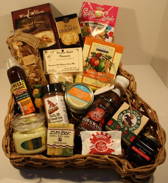 Show Me Missouri Gift Basket Missouri Made Food