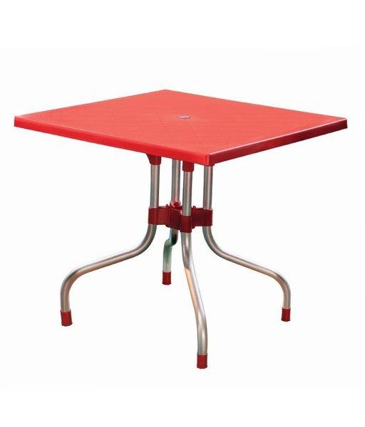 Supreme Olive Foldable Dining Table Red Mbtc Online