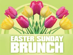 Easter Brunch ~ April 16th (10am)