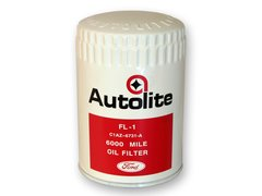 Autolite Oil Filter FL-1 -1967-1971: 289, 302, 390, 428, 429, ALL