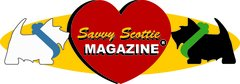 One Year Subscription (4 issues) of Savvy Scottie Magazine (International)