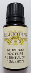 Clove Bud Oil 0.5oz