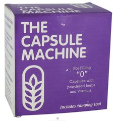 Capsule Machine Make 0  size capsules Manual