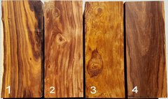 4 Boards 129 - Size- 2 x 4 x 10""