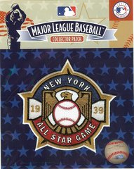 1939 All Star New York Yankees Sleeve Patch Official Jersey Logo