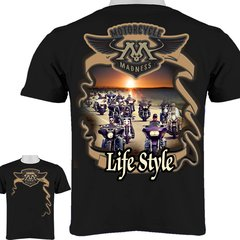 Motorcycle Madness Lifestyle Men's T-Shirt MM0001