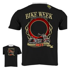 Create Your Custom Photo Bike Week Daytona Beach 2017 T-Shirt