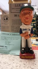Alex Rodriguez Seattle Mariners S.A.M. Bobblehead