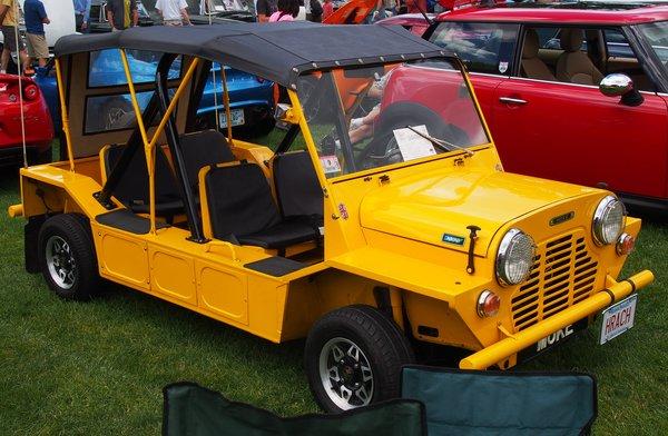 mini moke mark ii 1967 1968 1969 1970