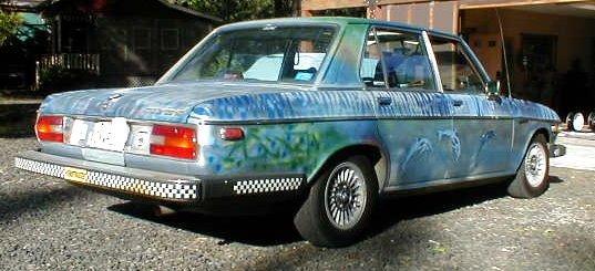 Bmw Bavaria 1974  E3