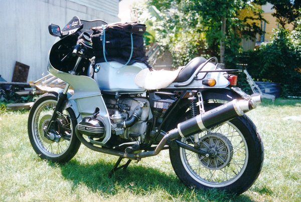 Bmw R100rs 1977