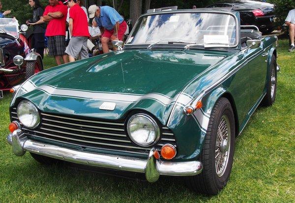 Triumph Tr250 1967