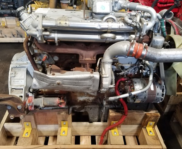 Mercedes om906la egr engine quality used heavy truck for Mercedes benz diesel truck engines